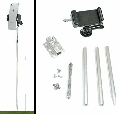 - Ground Stake Swing Recording System | Mount Your Lg. Ground Stake