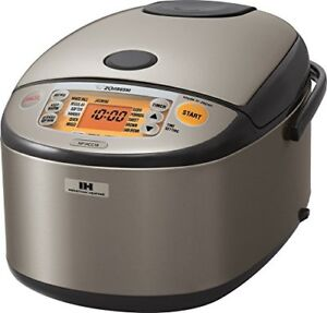Zojirushi NP-HCC18XH Professional Induction Rice Cooker