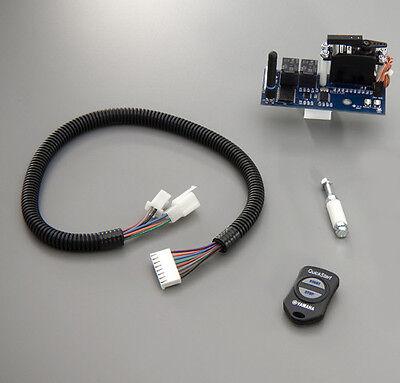 New Yamaha Ef3000ise Or Ef3000iseb Generator Quickstart Remote Start Kit
