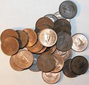 Bronze Münze