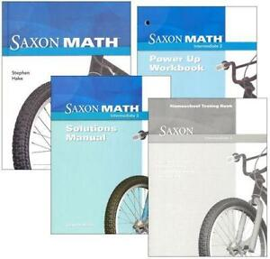 Saxon Math 3: Textbooks, Education | eBay