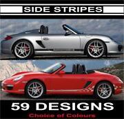 Porsche Boxster Decals
