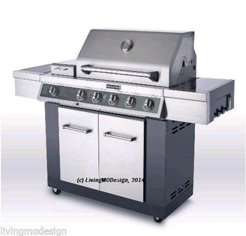 Kitchenaid Outdoor Kitchen: KitchenAid BBQ