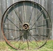 Wonderful Metal Wagon Wheels