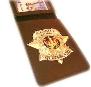 Security Badge  -  QUEENSLAND with ID Wallet