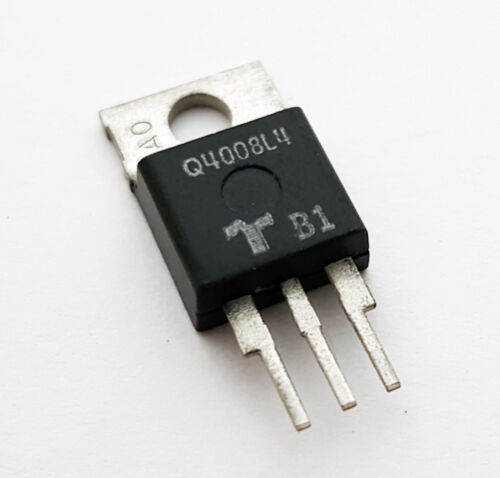 Q4008L4 Q4008L 4 8A 400V Triac Thyristors Teccor (10)