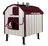 Polar Outdoor Wood Burning Furnaces...Super Savings!!