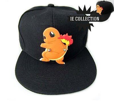 POKEMON CHARMANDER CAPPELLO COSPLAY berretto Hat cappellino Salamèche Glumanda