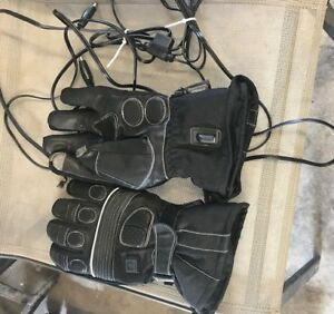 Venture 12v heated gloves Large c/w all wiring