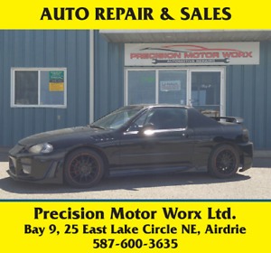 Out of province, Salvage, Commercial Inspections (Airdrie)