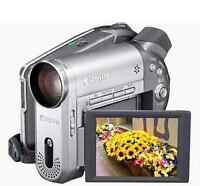 Cannon DVD Camcorder