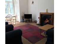 Huge double room in friendly houseshare