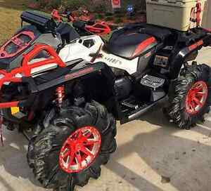 NO LIMIT WHEELS IN CAN AM COLOURS AT ATV TIRE RACK Kingston Kingston Area image 4