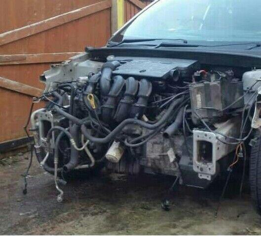 Ford fiesta zetec s mk6 07 engine