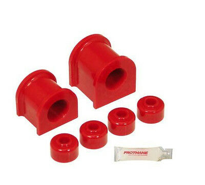 (Prothane Front 23mm Sway Bar & End Link Bushing Insert Kit Tundra (18-1117) Red)