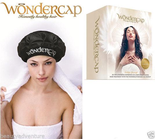 Wondercap Guardian Gel Plus Heatcap Hair Treatment Pack