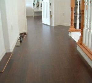 Hardwood & Laminate Floor Installations / stairs Kitchener / Waterloo Kitchener Area image 5