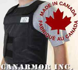 NIJ III-A stab and bulletproof body armour vest, Made in Canada Gatineau Ottawa / Gatineau Area image 8