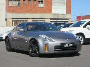 2007 Nissan 350Z Z33 MY07 Track Grey 6 Speed Manual Coupe Preston Darebin Area Preview