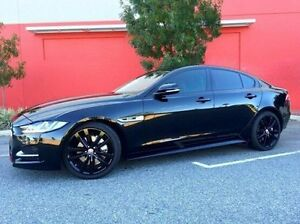 2015 Jaguar XE X760 MY16 25T R-Sport Black 8 Speed Sports Automatic Sedan Cannington Canning Area Preview