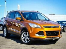 2014 Ford Kuga TF Trend AWD Gold 6 Speed Sports Automatic Wagon Parramatta Parramatta Area Preview