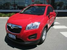 2015 Holden Trax TJ MY15 LS Red 5 Speed Manual Wagon Mandurah Mandurah Area Preview