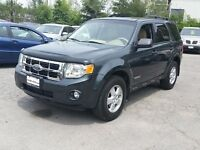 2008 Ford Escape XLT Leather seat