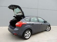 2011 Ford Focus LW Sport PwrShift Brown 6 Speed Sports Automatic Dual Clutch Hatchback Braeside Kingston Area Preview