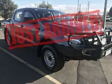 2014 Ford Ranger PX XL Double Cab Blue 6 Speed Manual Utility Derwent Park Glenorchy Area Preview