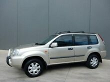 2003 Nissan X-Trail T30 II ST Gold 5 Speed Manual Wagon Braeside Kingston Area Preview