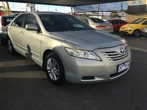 2007 Toyota Camry ACV40R Altise Silver 5 Speed Automatic Sedan Maidstone Maribyrnong Area Preview