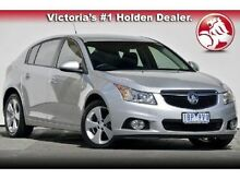 2014 Holden Cruze  Silver Sports Automatic Hatchback Mulgrave Monash Area Preview