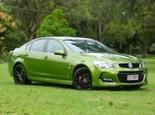2015 Holden Commodore VF II MY16 SS V Redline Green 6 Speed Sports Automatic Sedan West Ballina Ballina Area Preview