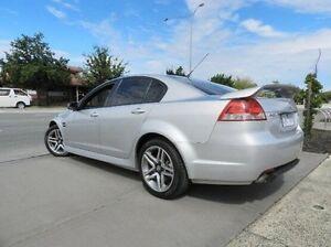 2010 Holden Commodore VE II SV6 Silver 6 Speed Sports Automatic Sedan Berwick Casey Area Preview