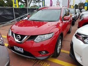2014 Nissan X-Trail T32 ST-L X-tronic 2WD Red 7 Speed Constant Variable Wagon Dandenong Greater Dandenong Preview
