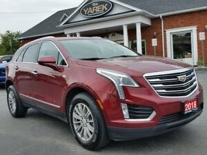 2018 Cadillac XTS XSeries XT5 Luxury AWD, Heated Seats, Bluetoot