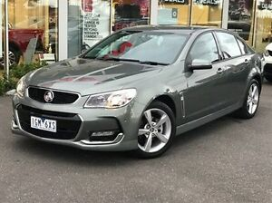 2015 Holden Commodore VF II MY16 SV6 Grey 6 Speed Sports Automatic Sedan Meadow Heights Hume Area Preview