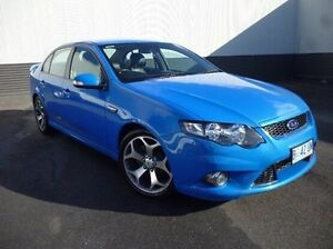 2010 Ford Falcon FG XR6 50th Anniversary Blue 6 Speed Sports Automatic Sedan Cooee Burnie Area Preview
