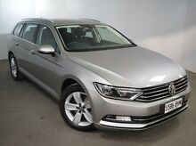 2016 Volkswagen Passat 3C (B8) MY16 132TSI DSG Silver 7 Speed Sports Automatic Dual Clutch Wagon Mount Gambier Grant Area Preview