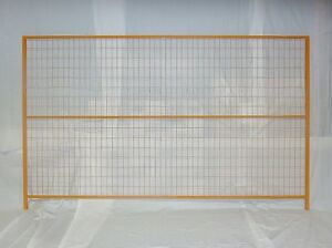 Temporary fence panel sets starting at $49.99