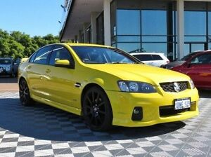 2010 Holden Commodore VE II SS Yellow 6 Speed Sports Automatic Sedan Alfred Cove Melville Area Preview