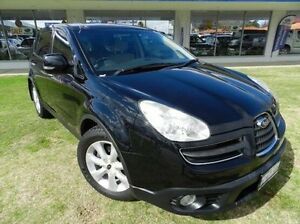 2007 Subaru Tribeca Black Sports Automatic Wagon Victoria Park Victoria Park Area Preview