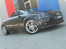 2007 Audi TT 8J S tronic Blue 6 Speed Sports Automatic Dual Clutch Roadster Meadow Heights Hume Area Preview