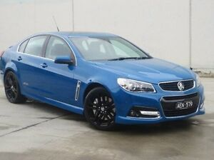 2015 Holden Commodore VF MY15 SS V Redline Blue 6 Speed Sports Automatic Sedan Coolaroo Hume Area Preview
