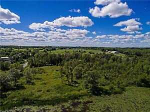 10 ACRE WATERFRONT BUILDING LOT ON LAKE SCUGOG!