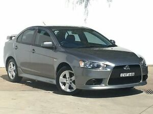 2014 Mitsubishi Lancer CJ MY14.5 ES Sport Grey 5 Speed Manual Sedan Blacktown Blacktown Area Preview