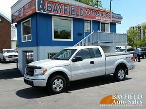 2014 Ford F-150 STX Super Cab **Alloys/Tonneau Cover**