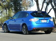 2012 Subaru Impreza G3 MY12 WRX AWD Blue 5 Speed Manual Hatchback Sunbury Hume Area Preview