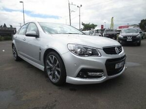 2014 Holden Commodore VF MY14 SS V Silver 6 Speed Manual Sedan Coolaroo Hume Area Preview