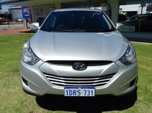 2011 Hyundai ix35 LM MY12 Active Silver 6 Speed Sports Automatic Wagon Victoria Park Victoria Park Area Preview